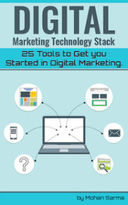 example projects, Kindle Digital Marketing Technology Stack: 25 tools to get you started in digital marketing