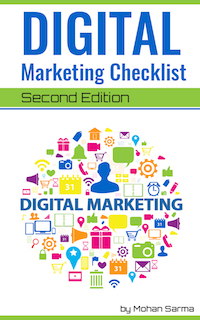 example projects, the Digital Marketing checklist 2nd edition